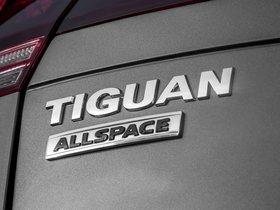 Ver foto 23 de Volkswagen Tiguan Allspace UK  2018