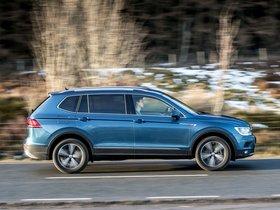 Ver foto 8 de Volkswagen Tiguan Allspace UK  2018