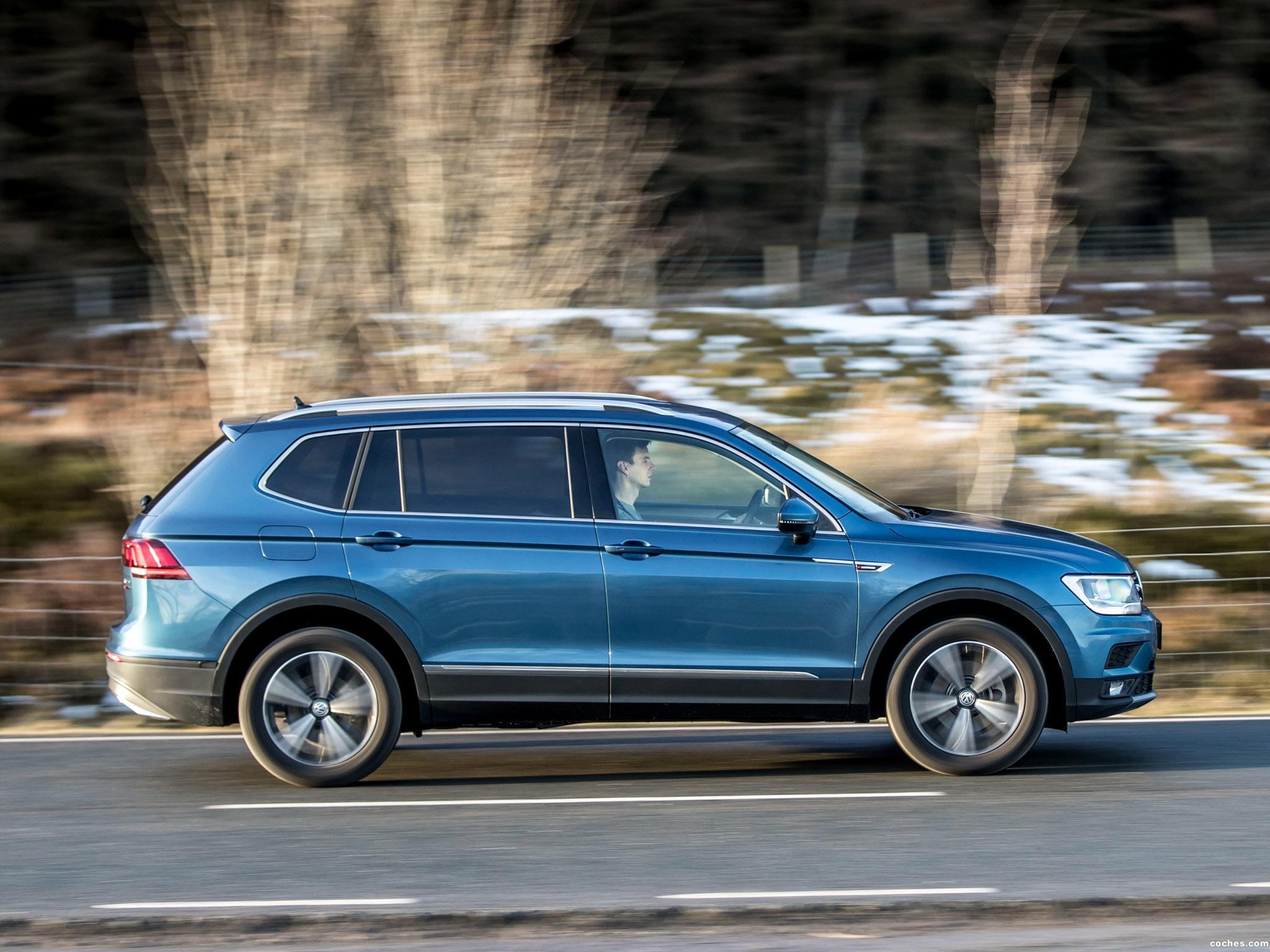 Foto 7 de Volkswagen Tiguan Allspace UK  2018
