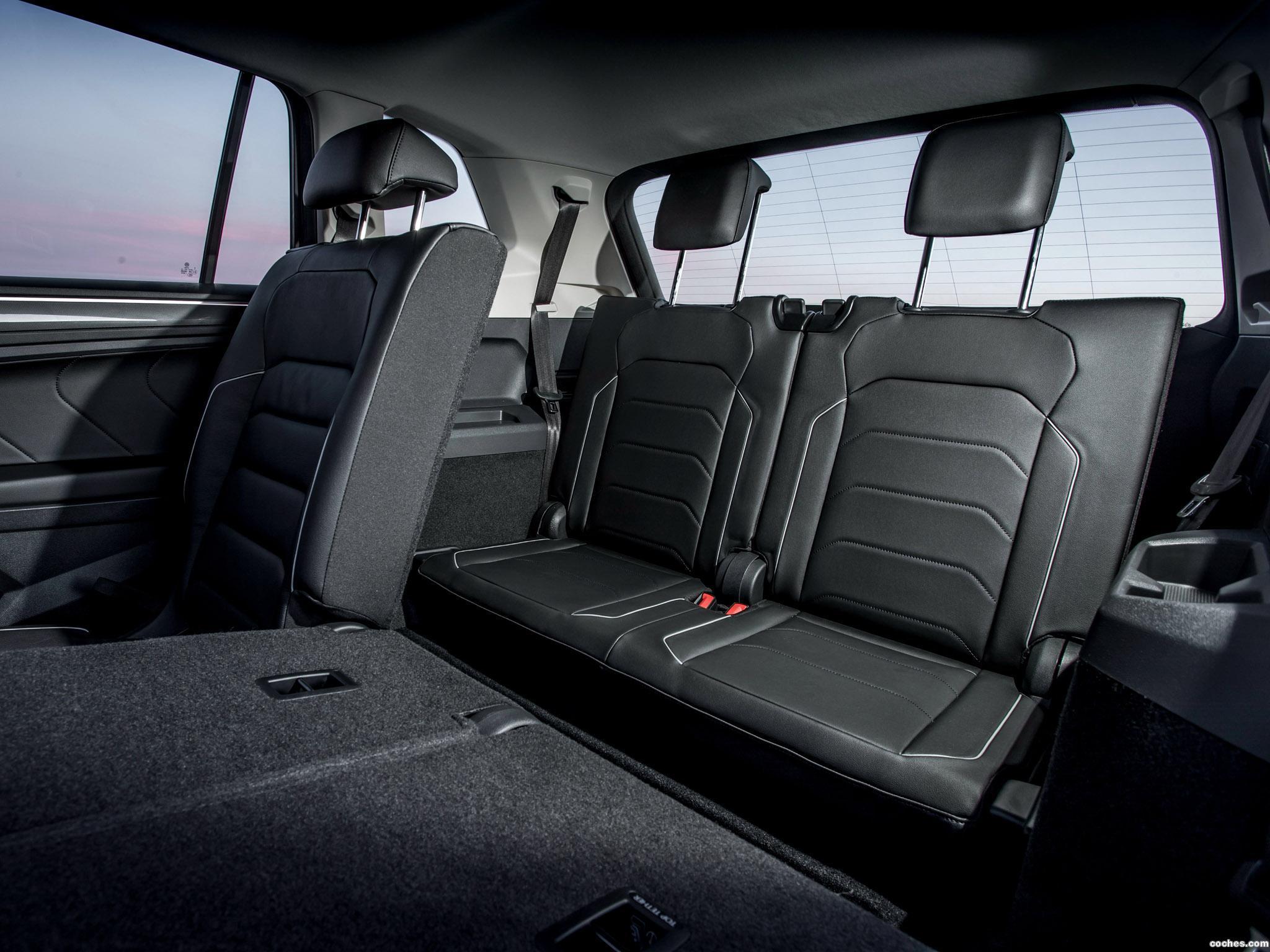 Foto 33 de Volkswagen Tiguan Allspace UK  2018