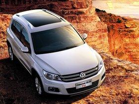 Ver foto 2 de Volkswagen Tiguan China 2010