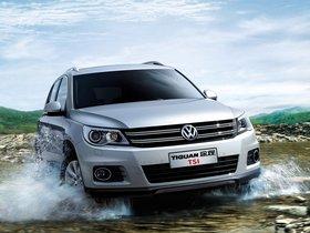 Fotos de Volkswagen Tiguan China 2010