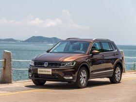 Ver foto 3 de Volkswagen Tiguan China  2017