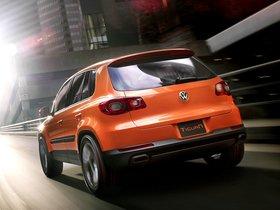 Ver foto 2 de Volkswagen Tiguan Concept 2006