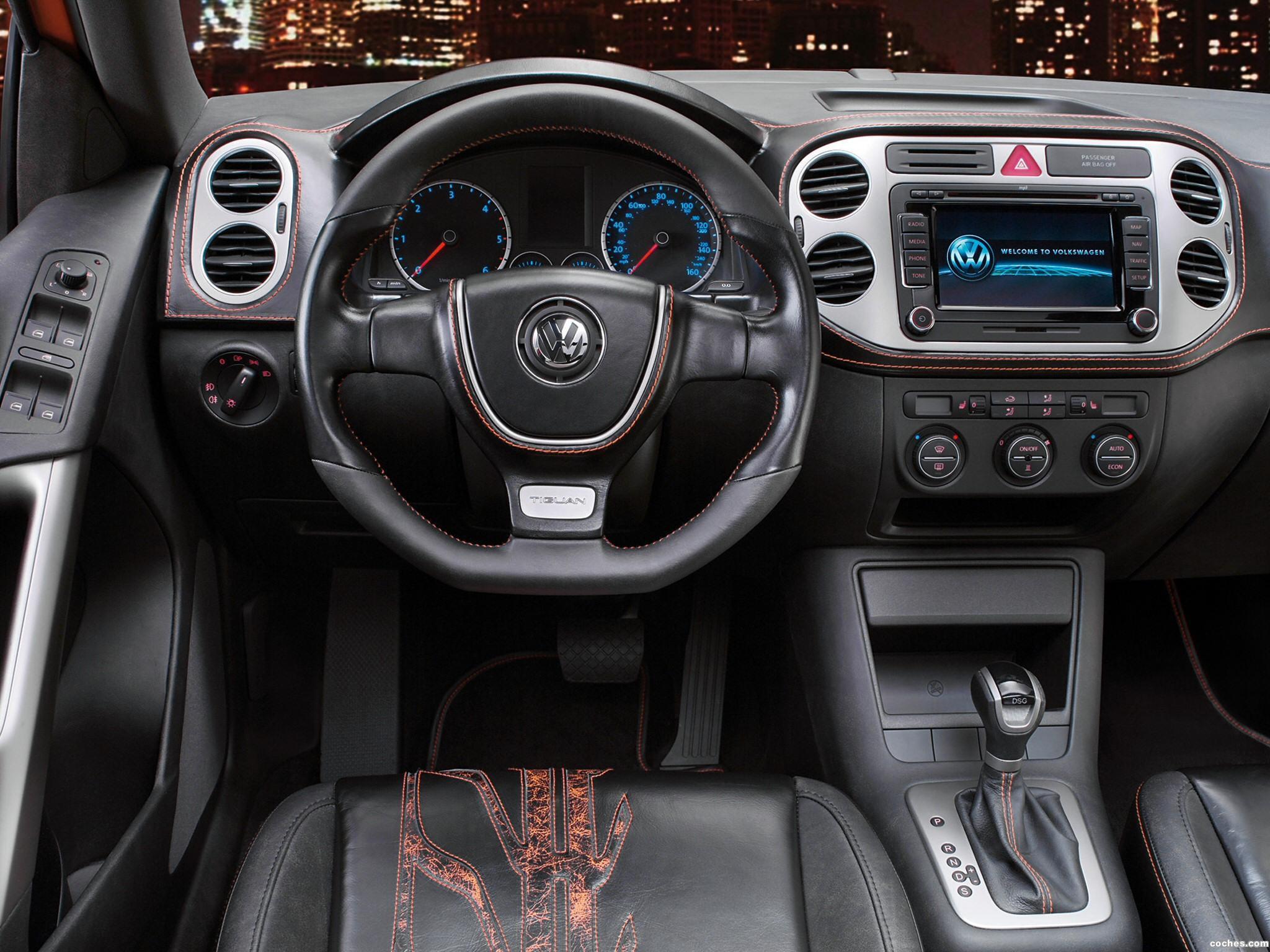 Foto 5 de Volkswagen Tiguan Concept 2006