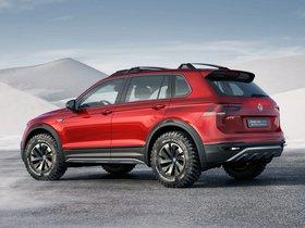 Ver foto 8 de Volkswagen Tiguan GTE Active Concept 2016