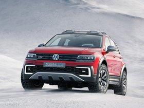 Ver foto 7 de Volkswagen Tiguan GTE Active Concept 2016