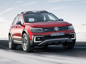 Ver foto 6 de Volkswagen Tiguan GTE Active Concept 2016