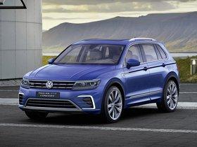 Ver foto 8 de Volkswagen Tiguan GTE Concept 2016