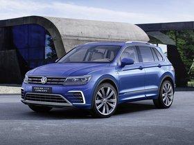 Ver foto 6 de Volkswagen Tiguan GTE Concept 2016
