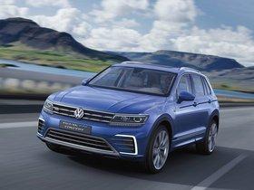 Ver foto 1 de Volkswagen Tiguan GTE Concept 2016