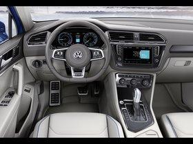 Ver foto 22 de Volkswagen Tiguan GTE Concept 2016