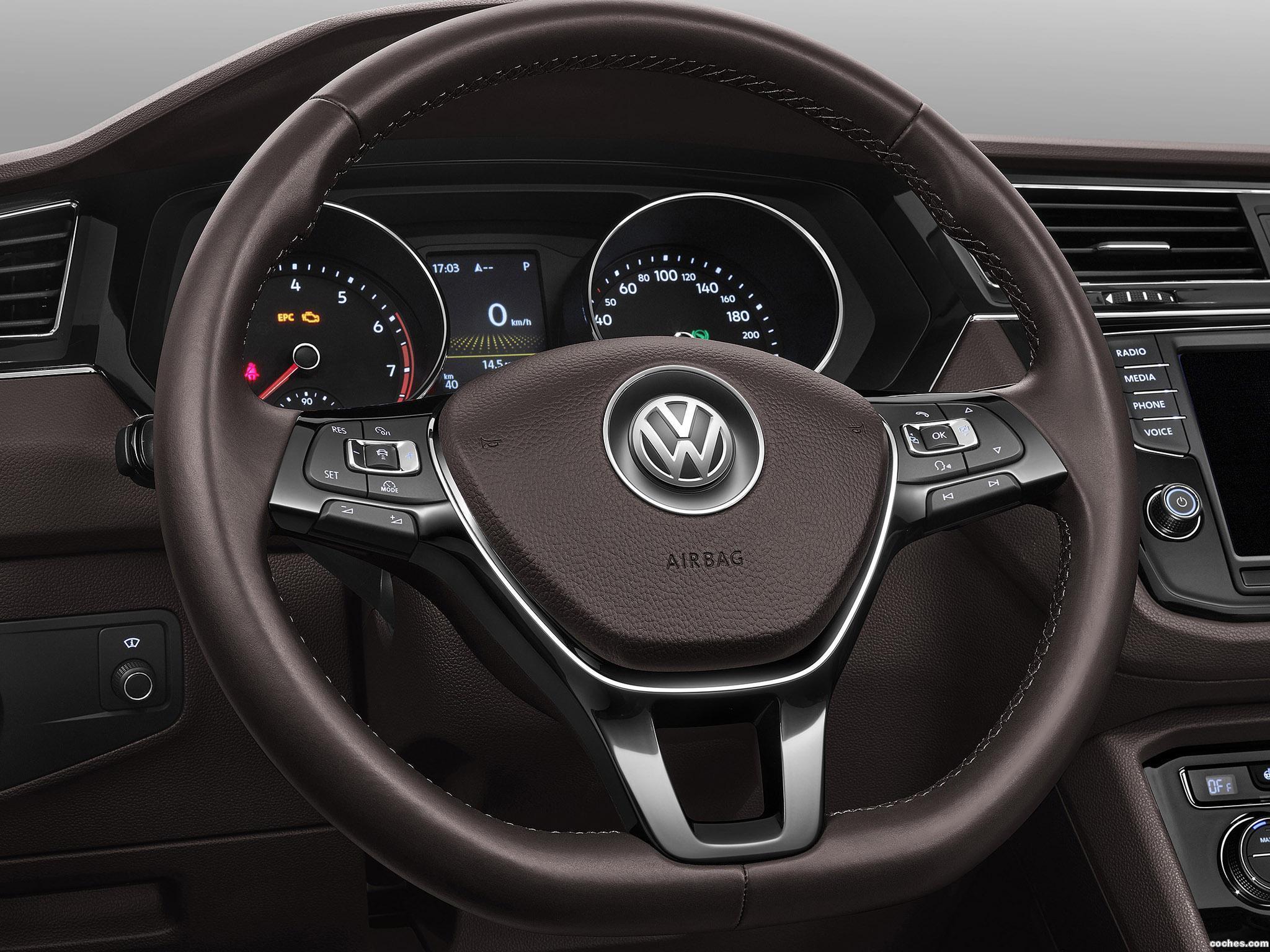 Foto 10 de Volkswagen Tiguan L China  2017