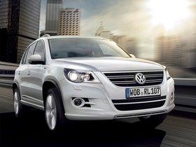 Fotos de Volkswagen Tiguan R-Line 2008