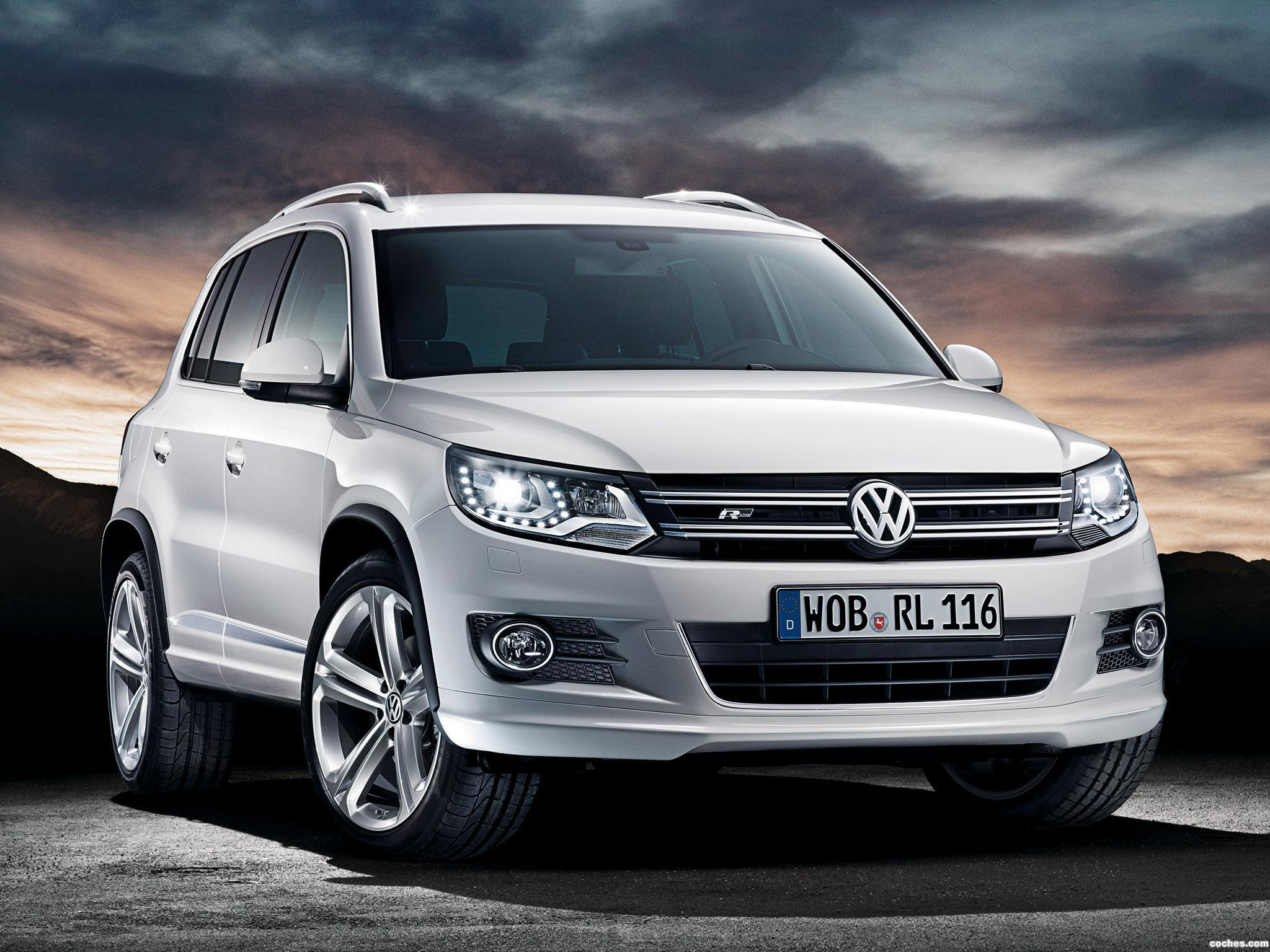 Foto 0 de Volkswagen Tiguan R-Line 2011