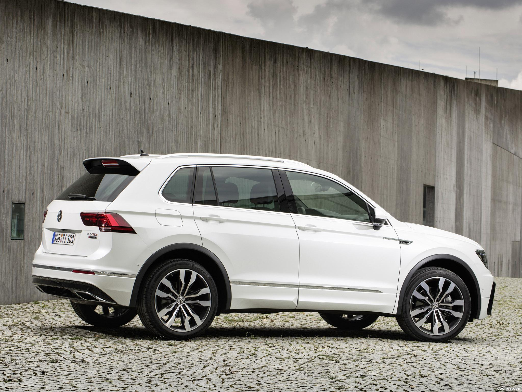 fotos de volkswagen tiguan r line 2015 foto 18. Black Bedroom Furniture Sets. Home Design Ideas