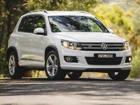 Ver foto 5 de Volkswagen Tiguan R-Line Australia 2014