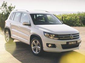 Ver foto 3 de Volkswagen Tiguan R-Line Australia 2014
