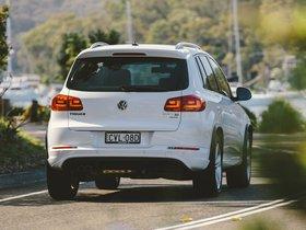 Ver foto 2 de Volkswagen Tiguan R-Line Australia 2014