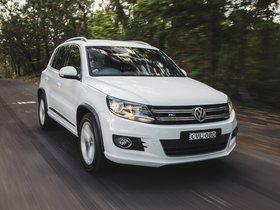 Ver foto 1 de Volkswagen Tiguan R-Line Australia 2014