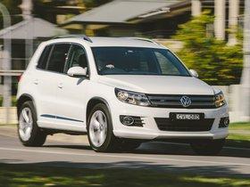 Ver foto 12 de Volkswagen Tiguan R-Line Australia 2014