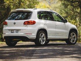 Ver foto 10 de Volkswagen Tiguan R-Line Australia 2014