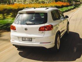 Ver foto 9 de Volkswagen Tiguan R-Line Australia 2014