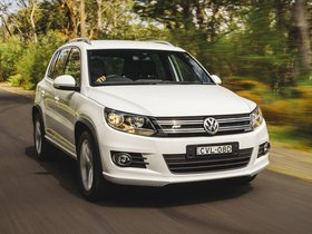 Ver foto 8 de Volkswagen Tiguan R-Line Australia 2014
