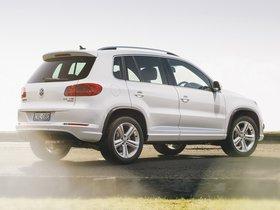 Ver foto 7 de Volkswagen Tiguan R-Line Australia 2014