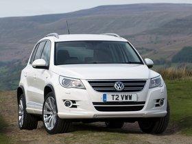 Fotos de Volkswagen Tiguan R-Line UK 2010