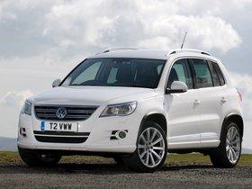 Ver foto 6 de Volkswagen Tiguan R-Line UK 2010