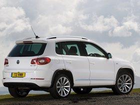 Ver foto 5 de Volkswagen Tiguan R-Line UK 2010