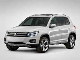 Fotos de Volkswagen Tiguan R-Line USA 2013