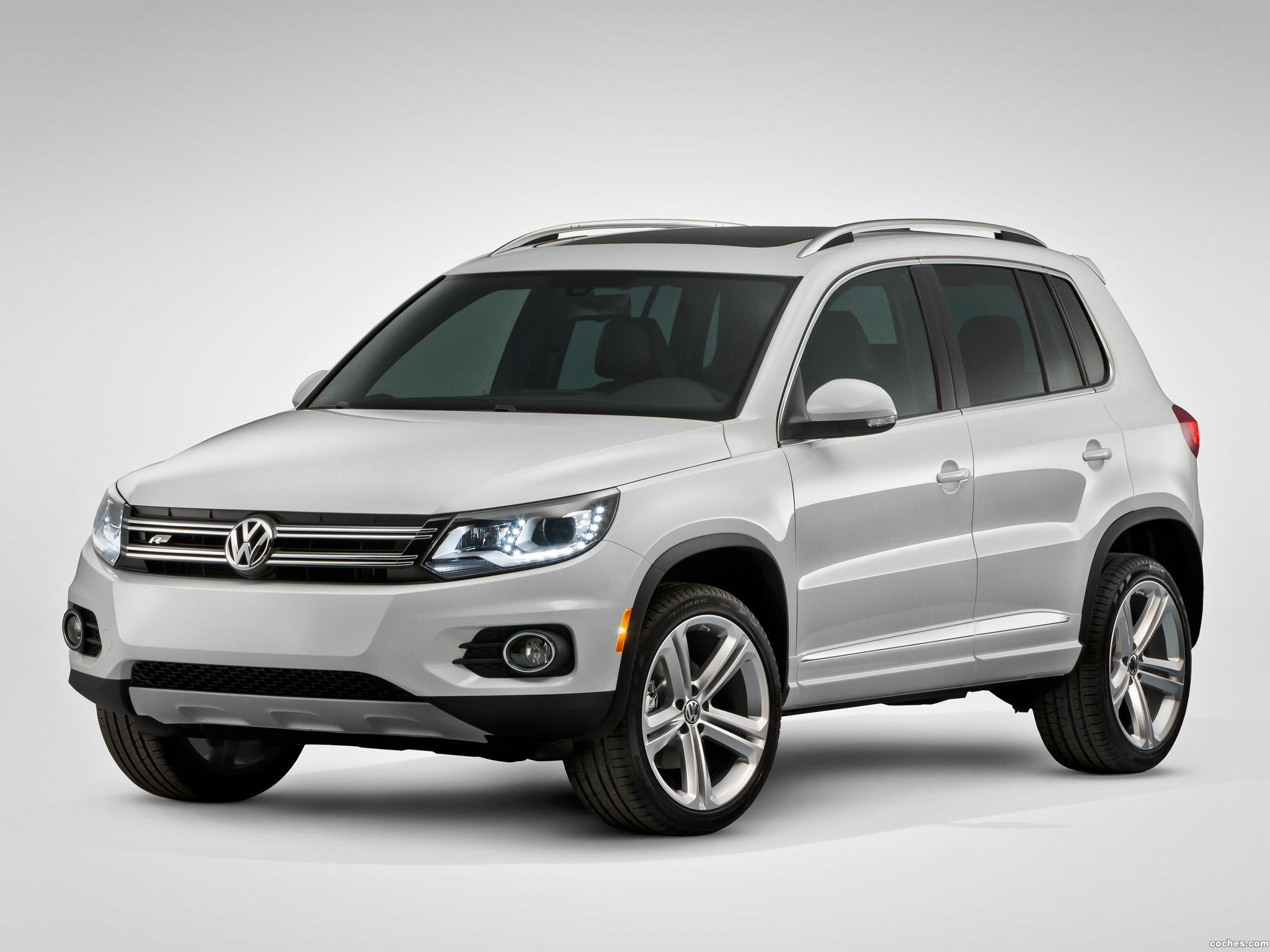 fotos de volkswagen tiguan r line usa 2013. Black Bedroom Furniture Sets. Home Design Ideas