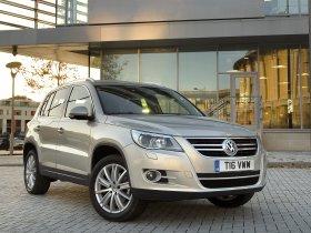 Fotos de Volkswagen Tiguan UK 2008