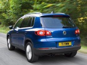 Ver foto 12 de Volkswagen Tiguan UK 2008