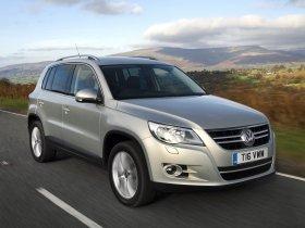 Ver foto 5 de Volkswagen Tiguan UK 2008