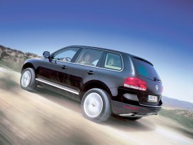 Ver foto 53 de Volkswagen Touareg 2003