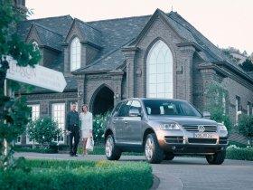 Ver foto 44 de Volkswagen Touareg 2003