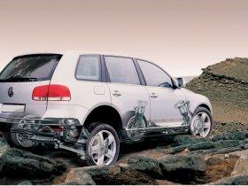 Ver foto 35 de Volkswagen Touareg 2003