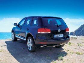 Ver foto 52 de Volkswagen Touareg 2003