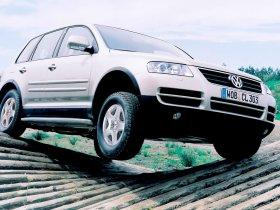 Ver foto 34 de Volkswagen Touareg 2003