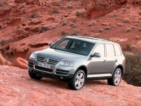 Ver foto 27 de Volkswagen Touareg 2003