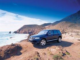 Ver foto 50 de Volkswagen Touareg 2003