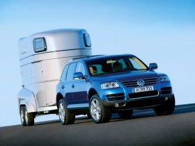 Ver foto 14 de Volkswagen Touareg 2003