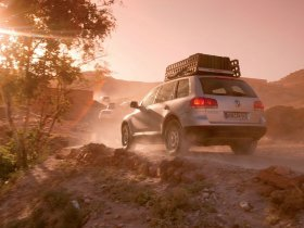 Ver foto 12 de Volkswagen Touareg 2003