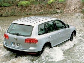 Ver foto 4 de Volkswagen Touareg 2003