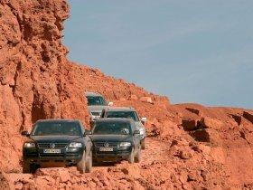 Ver foto 2 de Volkswagen Touareg 2003