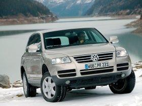 Ver foto 1 de Volkswagen Touareg 2003