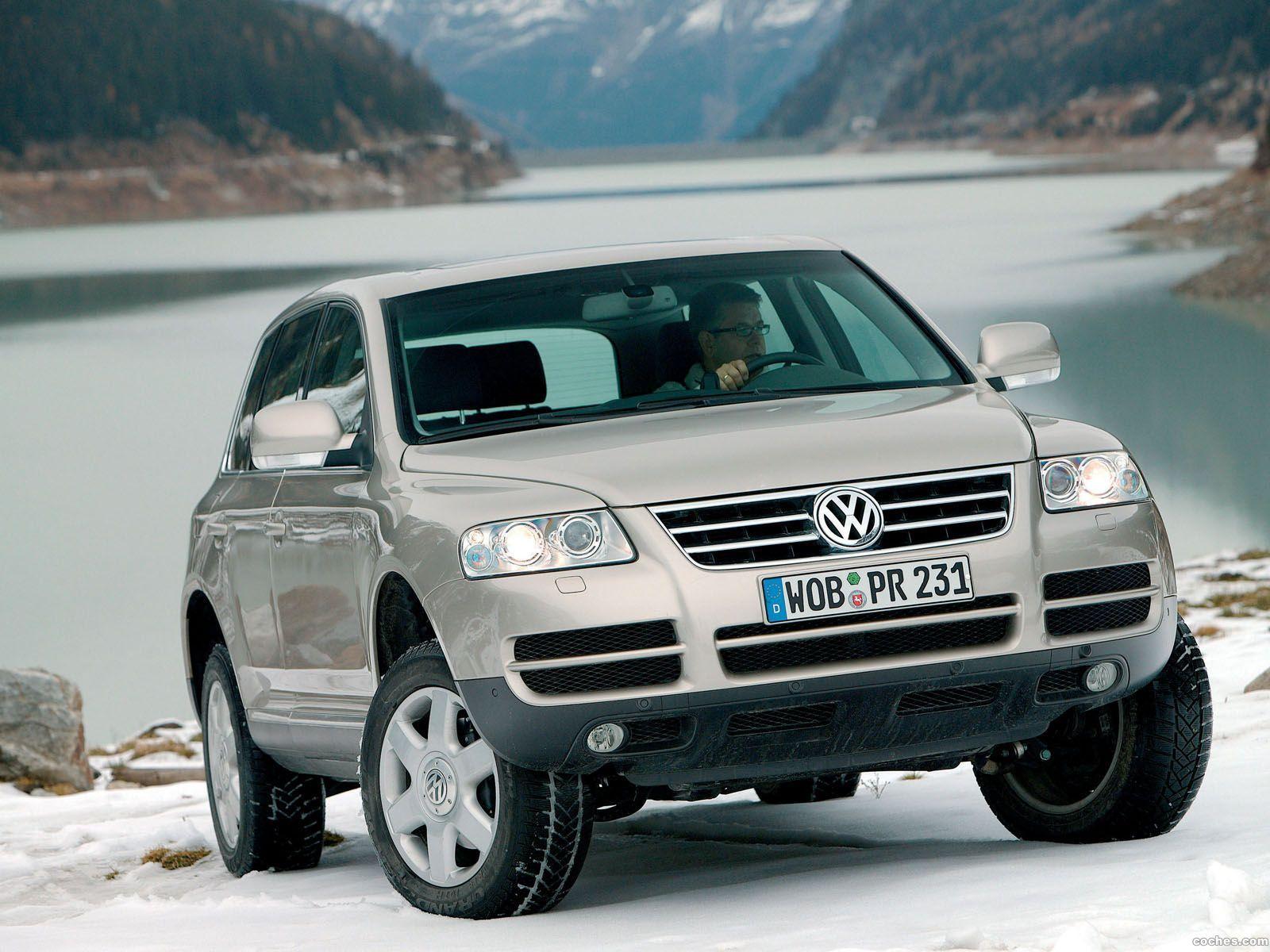 Foto 0 de Volkswagen Touareg 2003